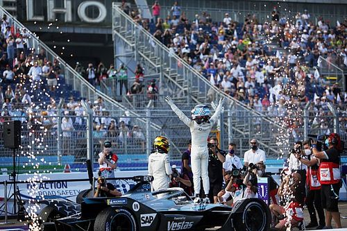 Nato gana la carrera y De Vries se lleva el título para Mercedes en Berlín