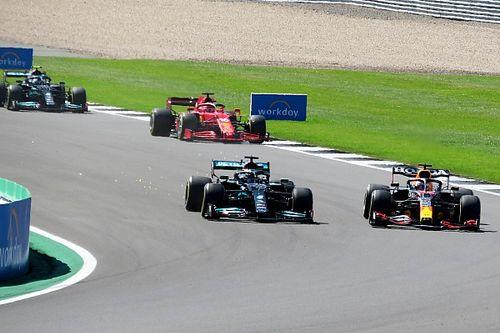 """Verstappen: """"Mercedes demostró cómo es en Silverstone"""""""