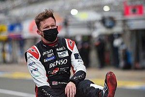 Conway: Estaba llorando como un pequeño después de ganar Le Mans