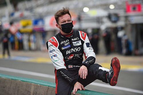 トヨタ7号車のマイク・コンウェイ、ル・マン初優勝に「小さな女の子みたいに泣いた」