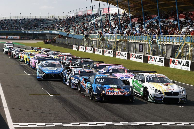 Why Lawson was not to blame for Assen DTM startline chaos
