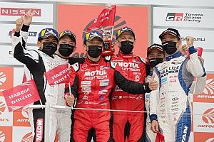 How Nissan scored its first podium lockout since 2014