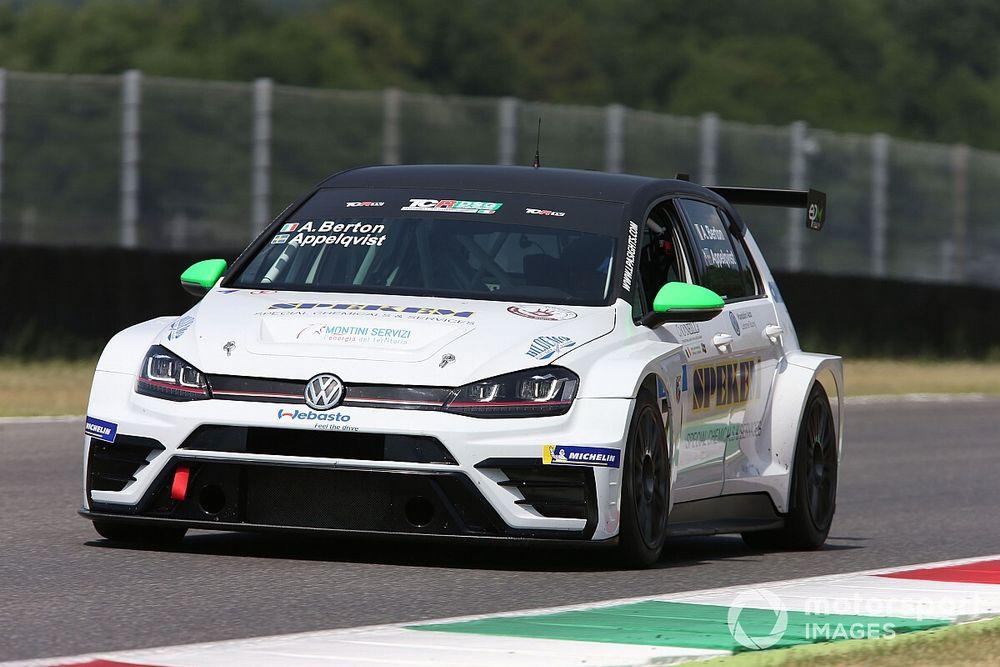 TCR Italy: Appelqvist torna alle corse con la Golf di Elite