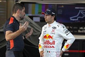 """Sergio Pérez: """"En las últimas carreras fuimos muy desafortunados"""""""