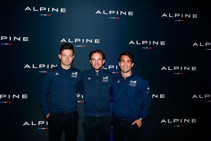 WEC: Alpine homenageia brasileiro, lança filme e anuncia novo projeto no WEC