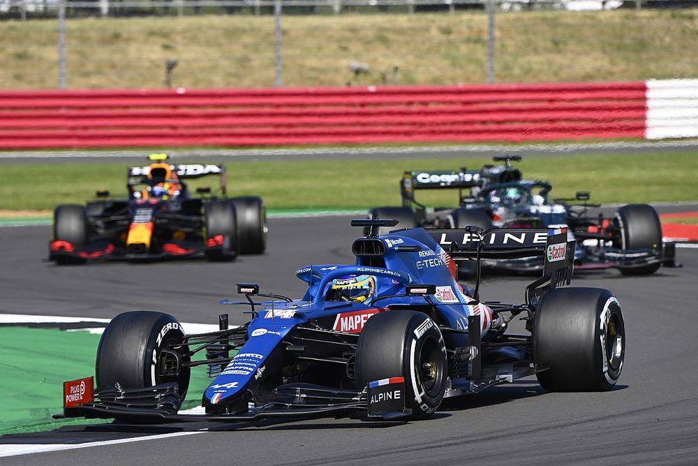 Alonso pide 'picante' para los viernes del formato sprint en F1