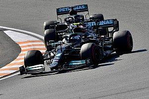 """Mercedes """"liep vanaf vrijdag achter de feiten aan"""" op Zandvoort"""