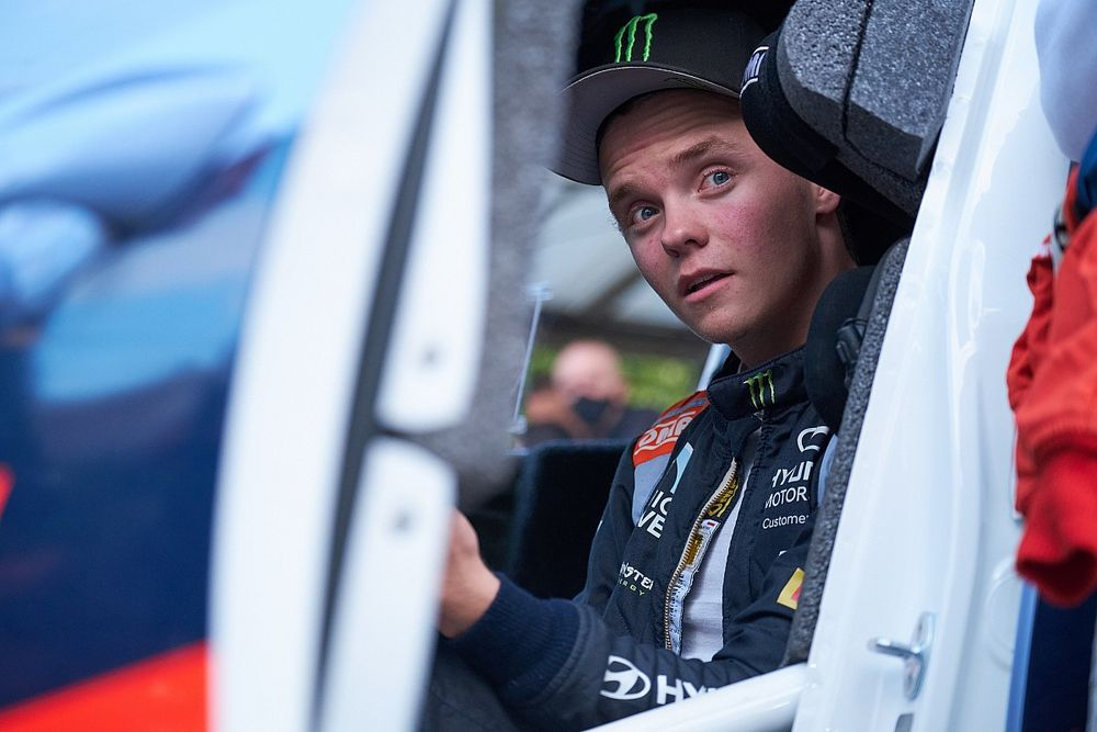 Solberg unharmed after WRC Rally Finland recce accident