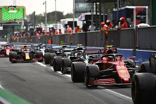 Aston Martin, Alpine fined for Italian GP qualifying pitlane incident