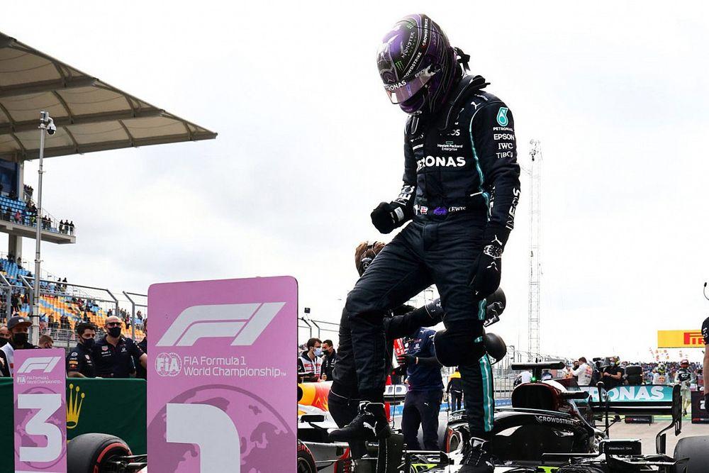Türkiye GP: Hamilton en hızlısı, Bottas pole pozisyonunda!