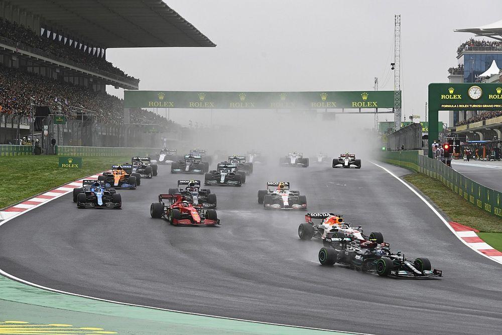 Así queda el mundial 2021 de F1 tras el GP de Turquía