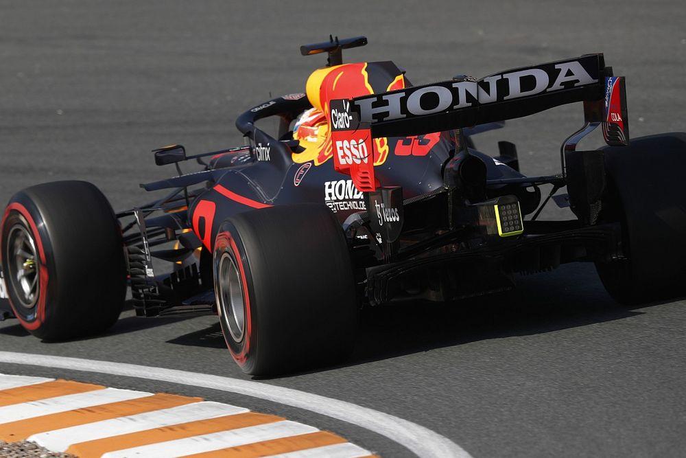 Ферстаппен: Мой круг не показал реального темпа Red Bull