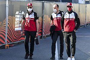 La llamada que cambió el plan de Kubica... y su temor inicial