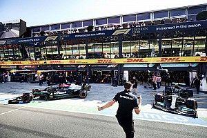 A Mercedes a legkevésbé használt motorokra váltott Hamilton problémái után