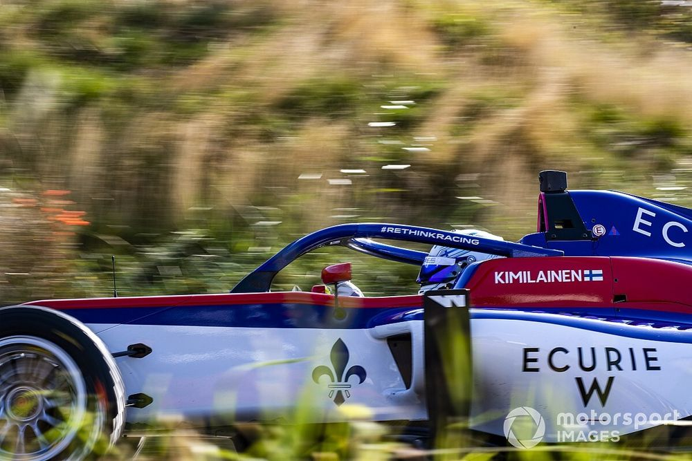 W Series Zandvoort: Kimilainen takes first pole of the season ahead of Powell