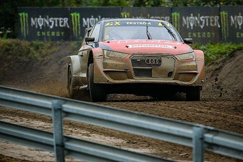 Ekstrom gets permission to contest Latvia World RX round