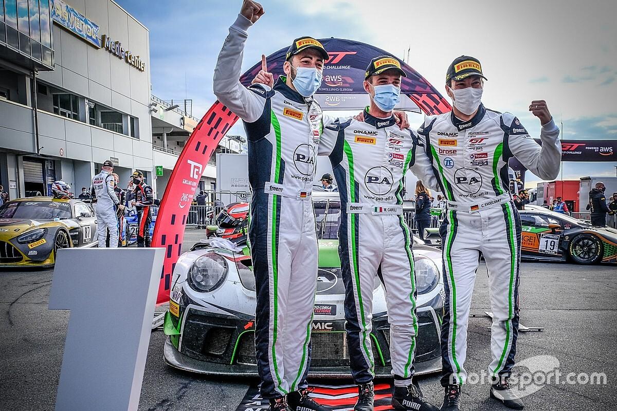 """GTWC, la 'prima' di Cairoli: """"E' una carica per Le Mans"""""""