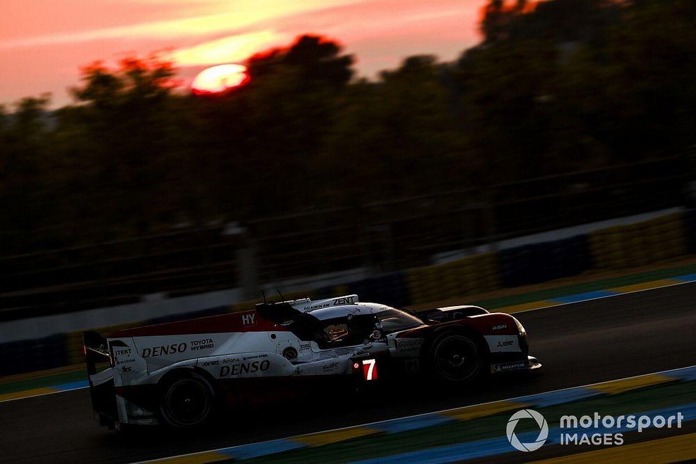 Galería: las fotos de las 24 horas de Le Mans 2020