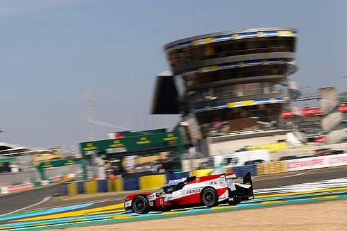 Le Mans 24h, H20: Rebellion issues put Toyota well clear