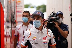 "Marquez ""seeing positives"" after third surgery on arm"