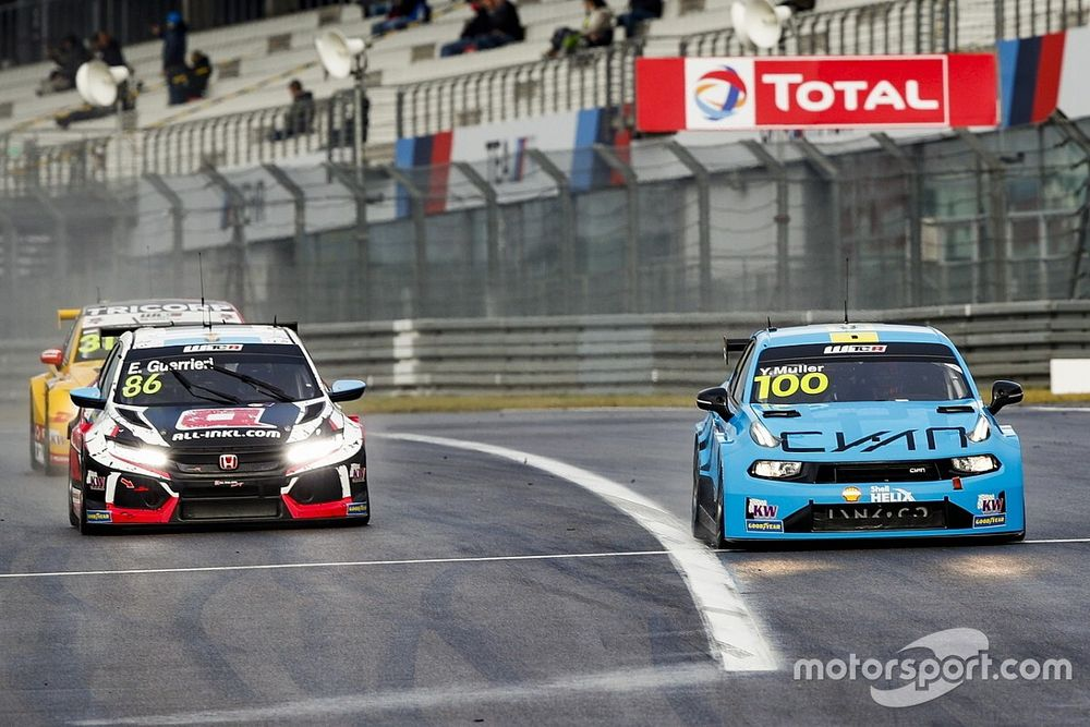 WTCR: Guerrieri e Muller sono i poleman all'Hungaroring