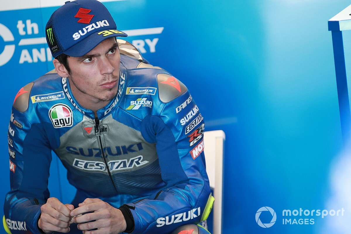 Why Mir shouldn't worry over not winning in hunt for MotoGP title