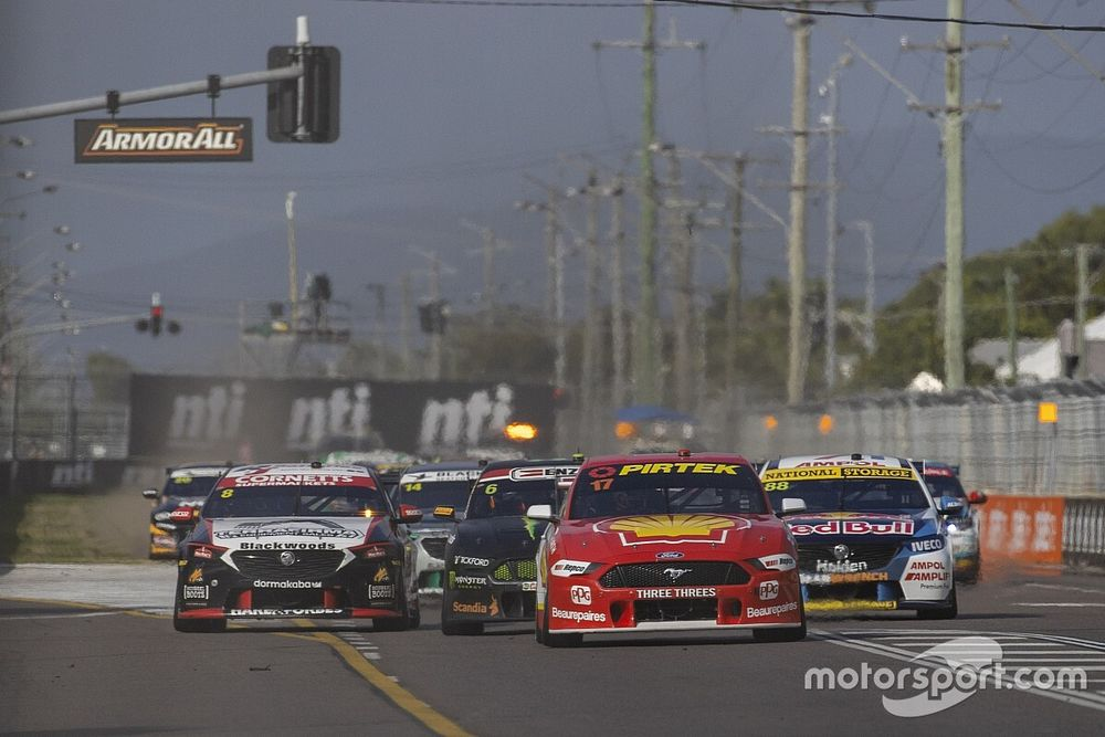 Drive-by-wire throttle for Gen3 Supercars
