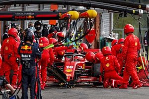 Ferrari explains Leclerc's pneumatic dramas at Spa
