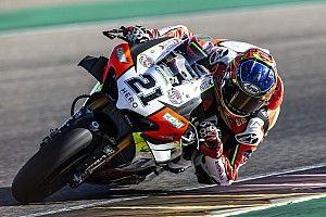Aragon WSBK: Rinaldi sweeps Friday practice sessions