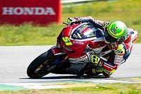 Eric Granado faz pole, melhor volta e vitória na etapa de abertura do Superbike Brasil