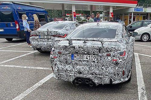 """Nuova BMW M4, avvistata una versione ancora più """"hot"""""""