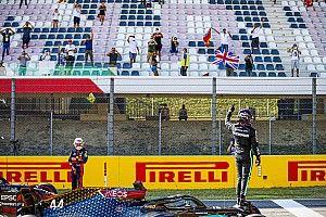 Hamilton, poleman del primer GP de la Toscana de Fórmula 1