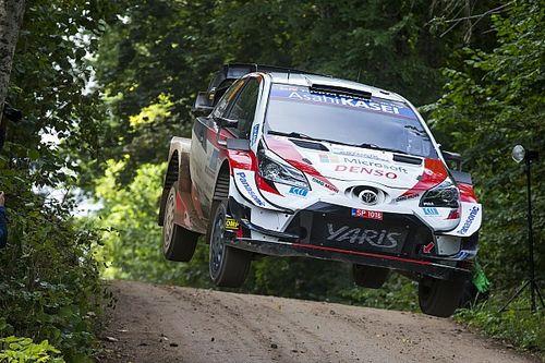 WRC, Rally Estonia, PS12-14: Toyota sugli scudi. Tanak controlla