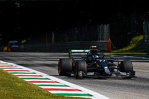 Bottas s'étonne de l'avance prise par Mercedes à Monza