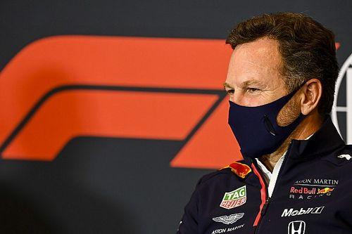 """Horner már az F3-ban felfigyelt Perezre: """"Fiatal kutya csonttal a szájában"""""""