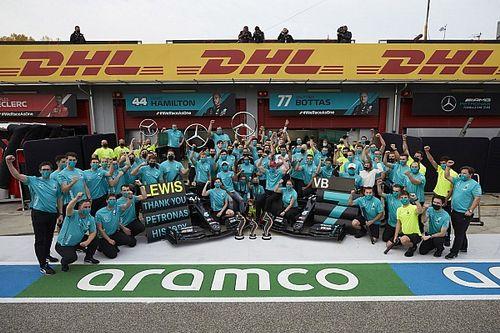 Wolff: Títulos na Fórmula 1 esgotaram todos na Mercedes