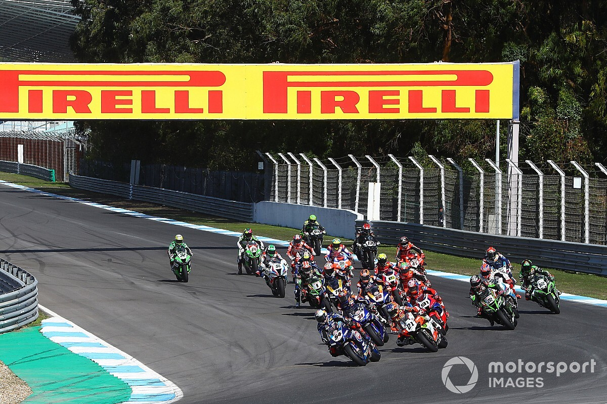 World Superbike reveals new-look 2021 calendar