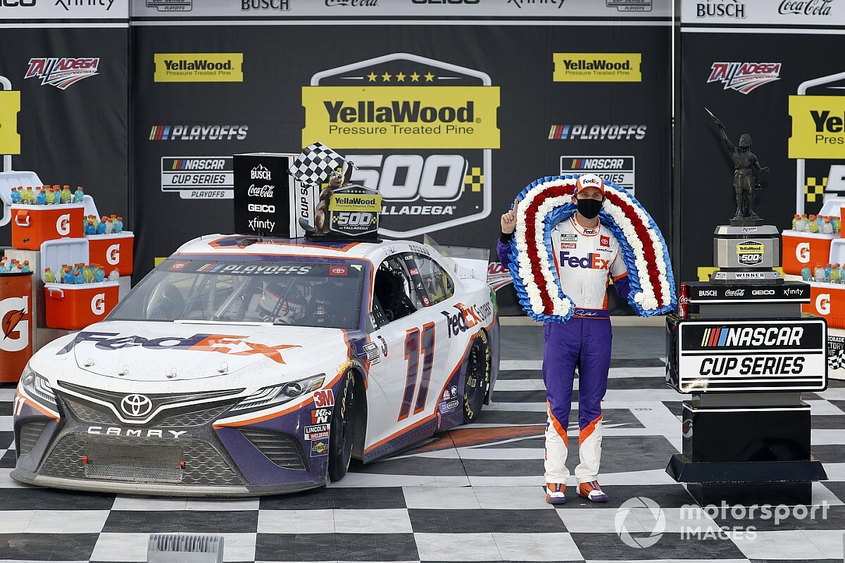 """David Wilson: Toyota's eight Cup wins in 2020 """"unacceptable"""""""
