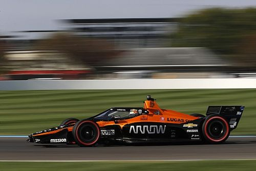 Is Arrow McLaren SP ready for IndyCar's title fight?