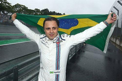 """Massa se diz """"feliz"""" com título de Embaixador da F1 e """"história reconhecida"""" pela categoria"""