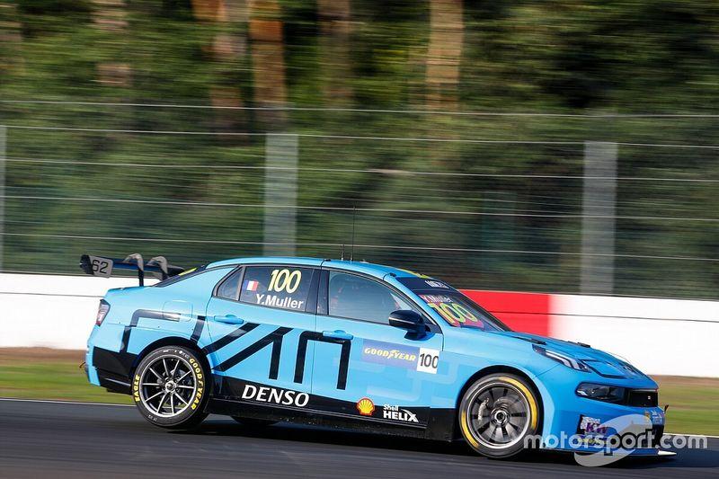 WTCR: Urrutia penalizzato, Muller in Pole per Gara 1