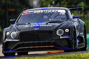 Pierwsze zwycięstwo Bentleya