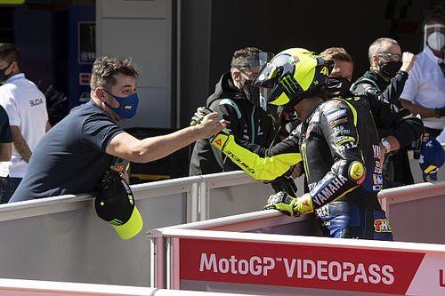 """Uccio dice que """"ha llegado el momento"""" de que el VR46 dé el salto a MotoGP"""