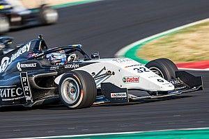 Renault Eurocup: Vidales, KO en la primera curva en Imola