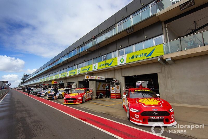 Supercars monitoring Sydney COVID outbreak