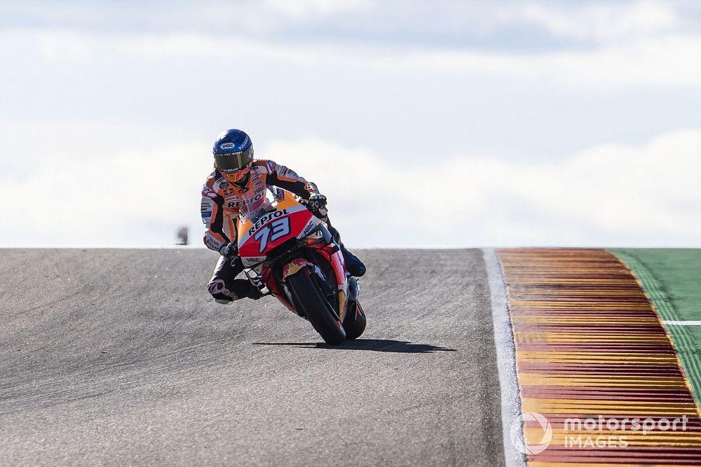 """Alex Márquez: """"No esperaba haber sumado ya dos podios"""""""