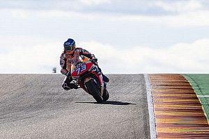 Alex Márquez: no esperaba tener ya dos podios en MotoGP