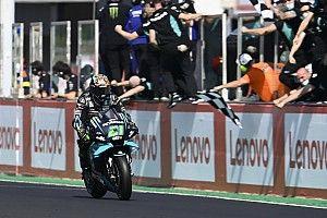Las fotos del primer triunfo de Morbidelli y más del GP de San Marino