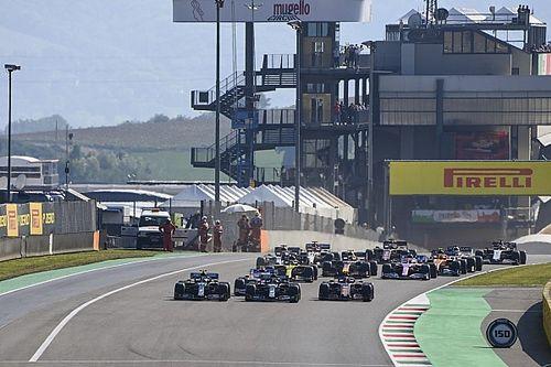 Formel 1 Toskana 2020: Die animierte Rundentabelle