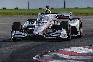 Пауэр взял последний в этом году поул в Indycar